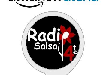 Alexa Skill Radio Salsaforte
